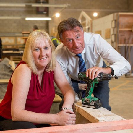 Liverpool-based construction training company expands with £45,000 investment from MSIF