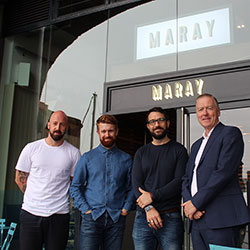 MSIF supports Maray with a £120k loan to open new Albert Dock restaurant