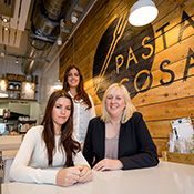 Italian take away business joins raft of new restaurants in Liverpool's thriving Castle Street area with backing from MSIF